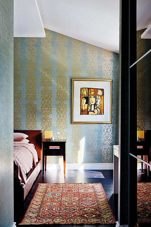 Renovation Wallpaper Vs Paint For Your Walls Home Decor Singapore