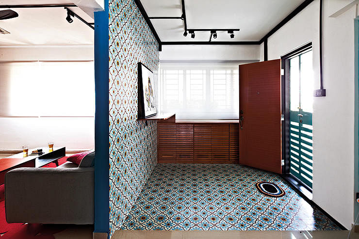 Is It A Good Idea To Overlay Your Floor Tiles Home Decor Singapore