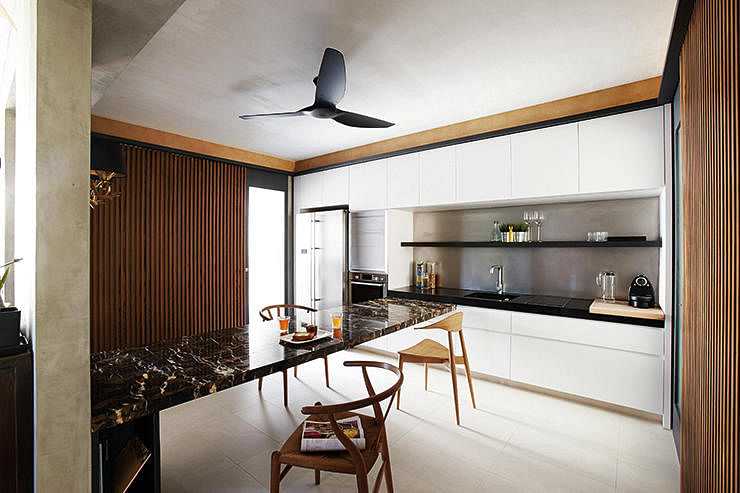 Renovation How To Design A Sleek Modern Kitchen Home Decor Singapore