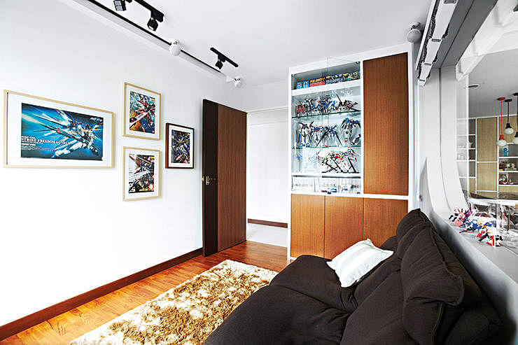 8 Steps To Get The Perfect Man Cave In Your Hdb Flat Home Decor