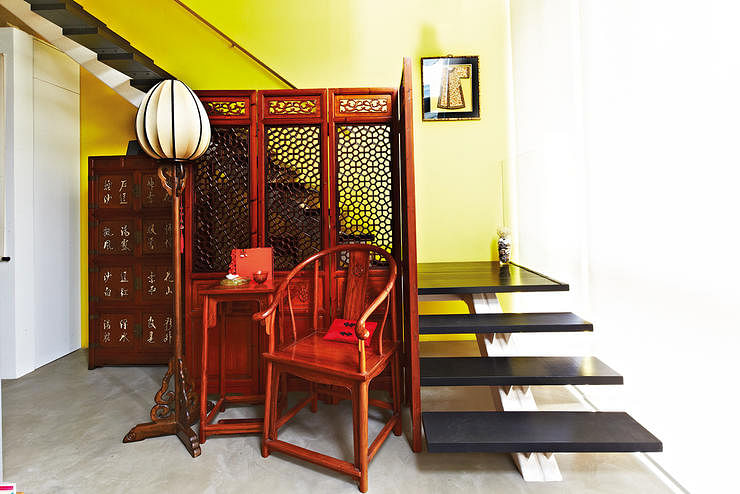 House Tour: Modernising The Oriental Home Decor Style