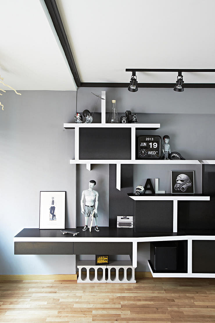 Ditch Your Display Cabinets For These Unconventional Shelving - Display shelves collectibles wall shelves for collectibles display