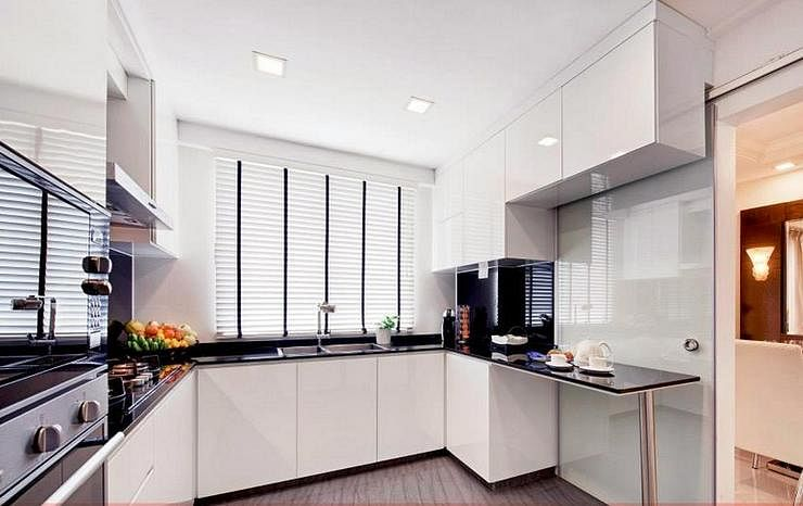 Kitchen Design Ideas Singapore renovation: the best kitchen layouts and designs according to