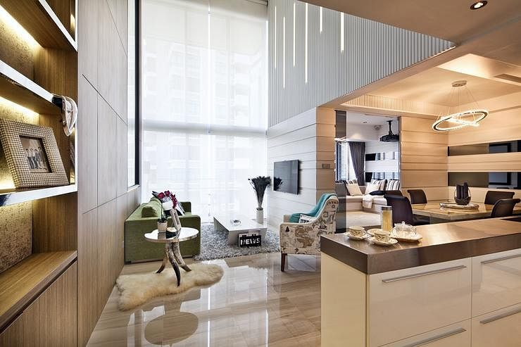 Best time to buy a house during the chinese 7th month for Top interior design companies in singapore