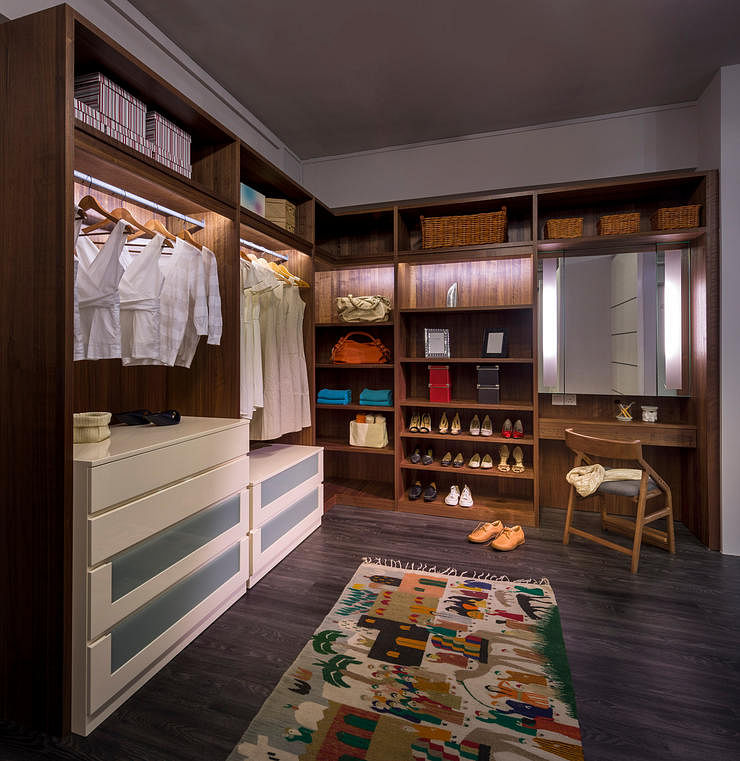 7 Key Features For A Walk In Wardrobe Home Amp Decor Singapore