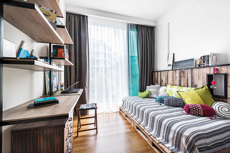 How to set aside for your hdb flat renovation home for Hdb household shelter design