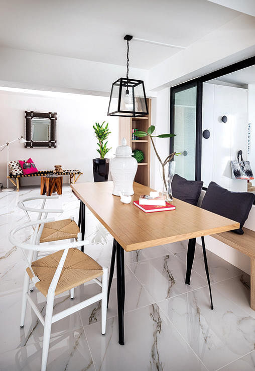 Hdb Home Design: 13 Stylish Open-concept HDB Flat Homes