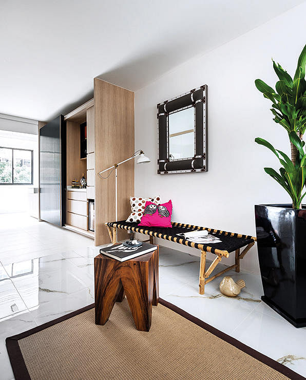 Home Design Ideas For Hdb Flats: A HDB Four-roomer That Looks Better Than A Condo!