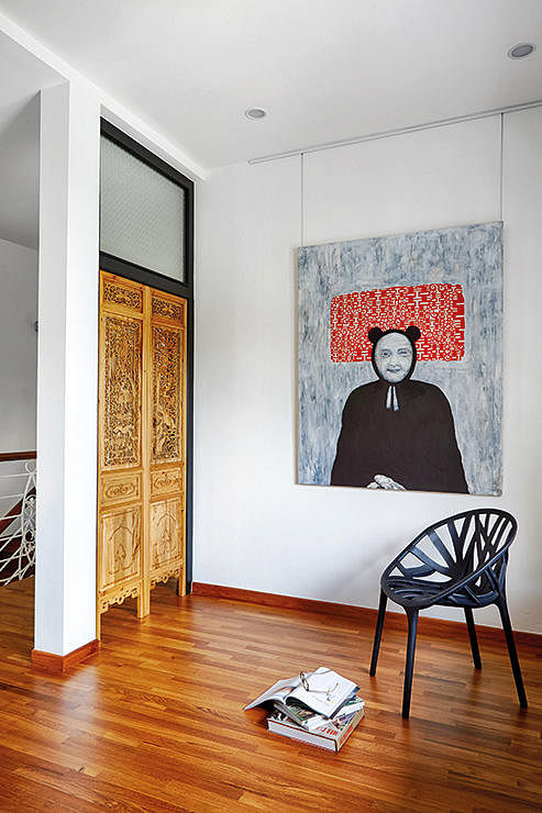We Love The Industrial Mid Century Modern Peranakan