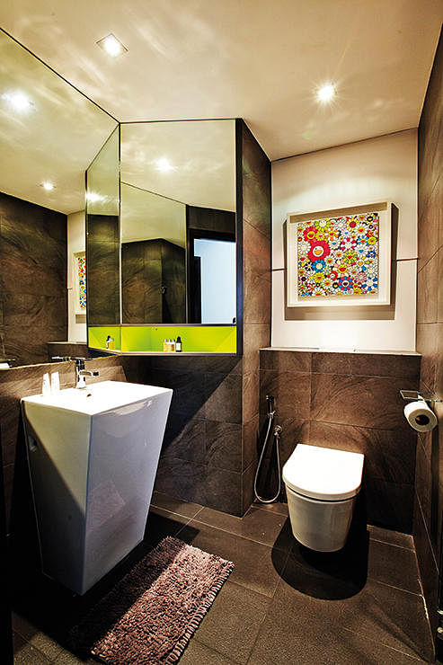styling ideas for small bathrooms home decor singapore