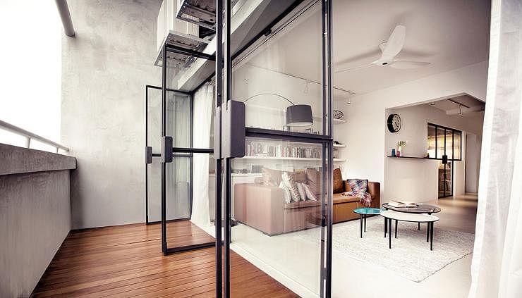 Parapet Designs In Singapore