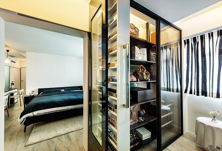 Slim Storage Cabinet For Bedroom