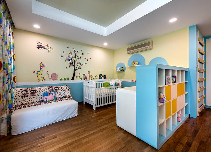 5 Great Space Planning Ideas For A Nursery Home Amp Decor