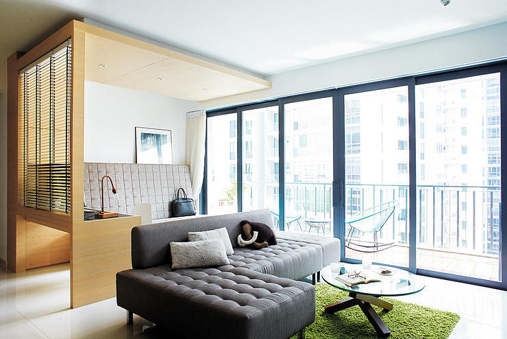 10 inspiring small-space living rooms | Home & Decor Singapore