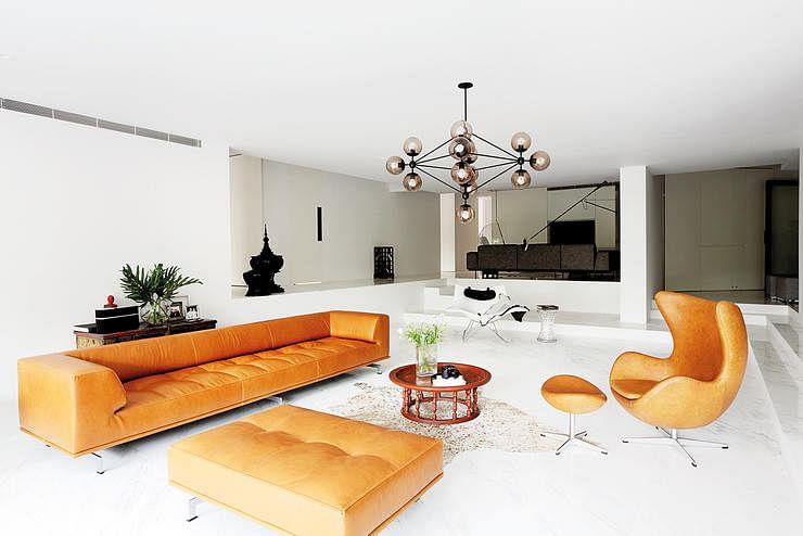 Merveilleux Living Room Design Ideas: Arranging Furniture In An Open Concept Space |  Home U0026 Decor Singapore