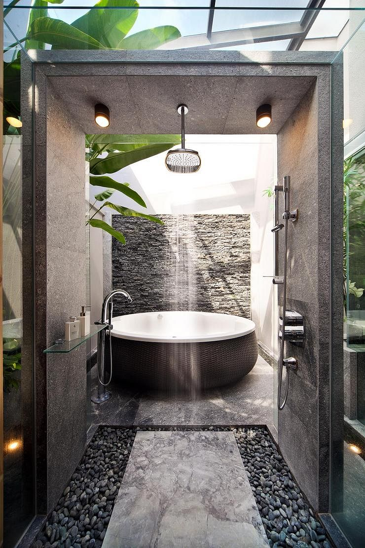 Bathrooms so luxe you won 39 t believe they 39 re in singaporean for Bathroom designs singapore