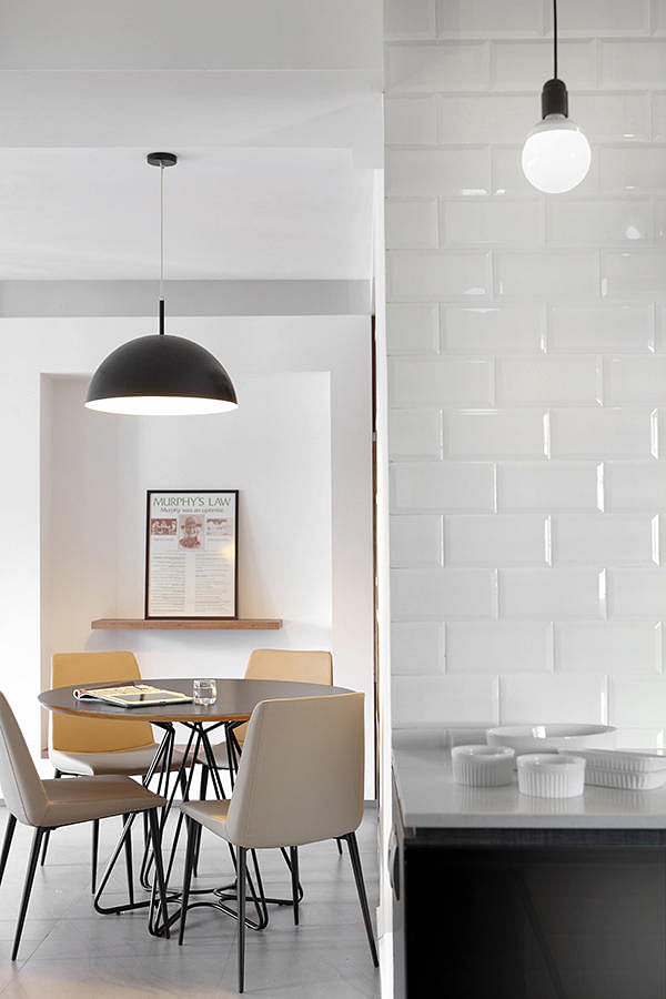 Dining Room Design Ideas Simple But Stylish Feature Walls For A Light And Bright Space