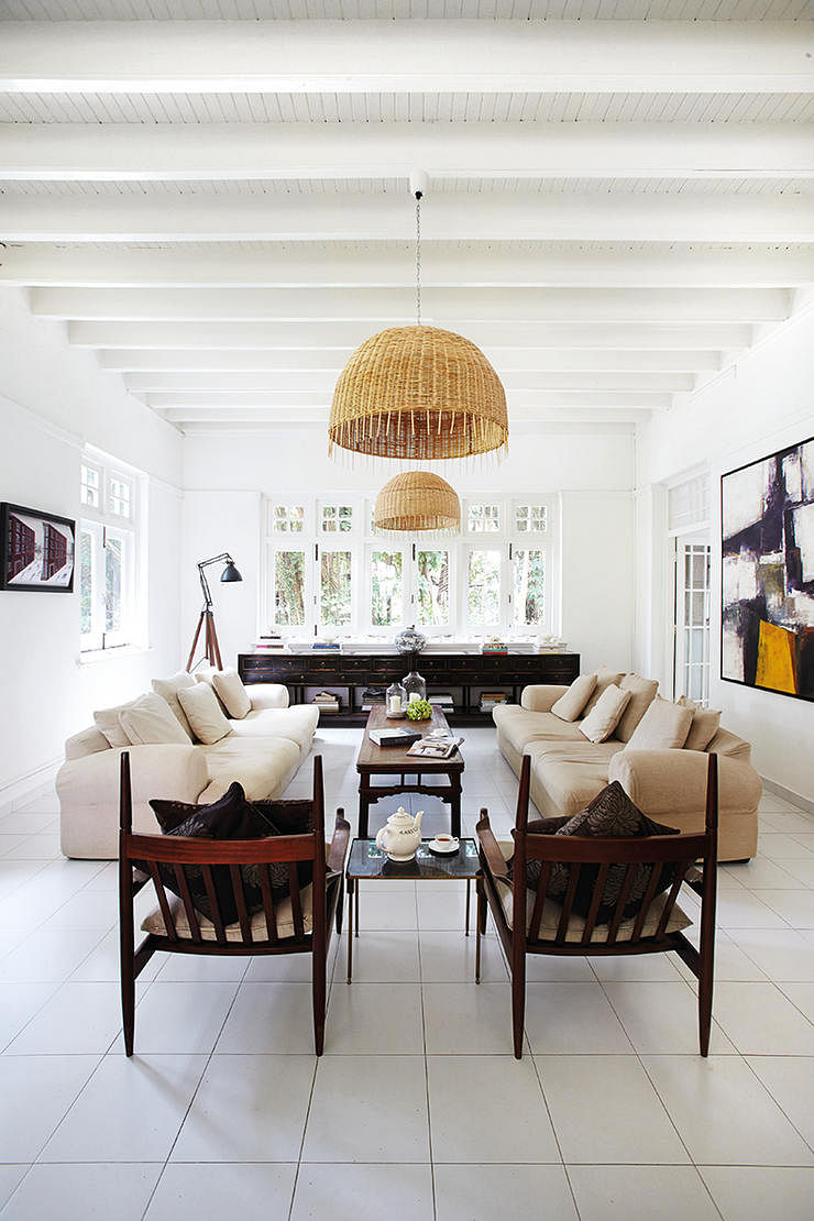 Better than yours? We show you the homes of interior designers ...