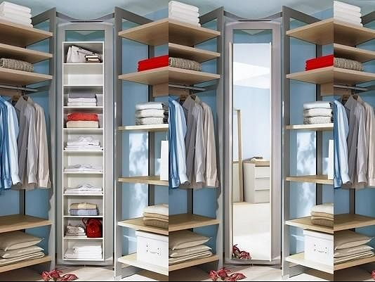wardrobe, walk-in wardrobe, mirror,