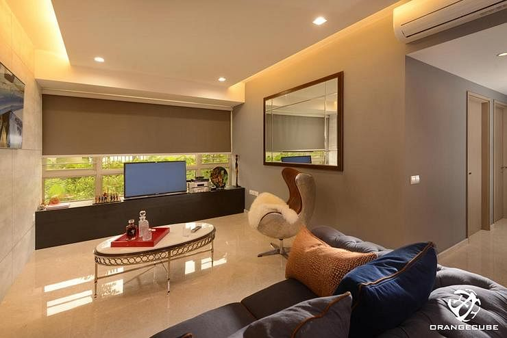 7 Ways To Make Your Ceiling Look Higher Home Amp Decor