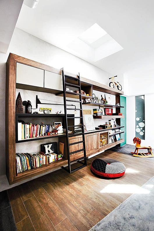 Amazing Home Libraries: Home & Decor Singapore