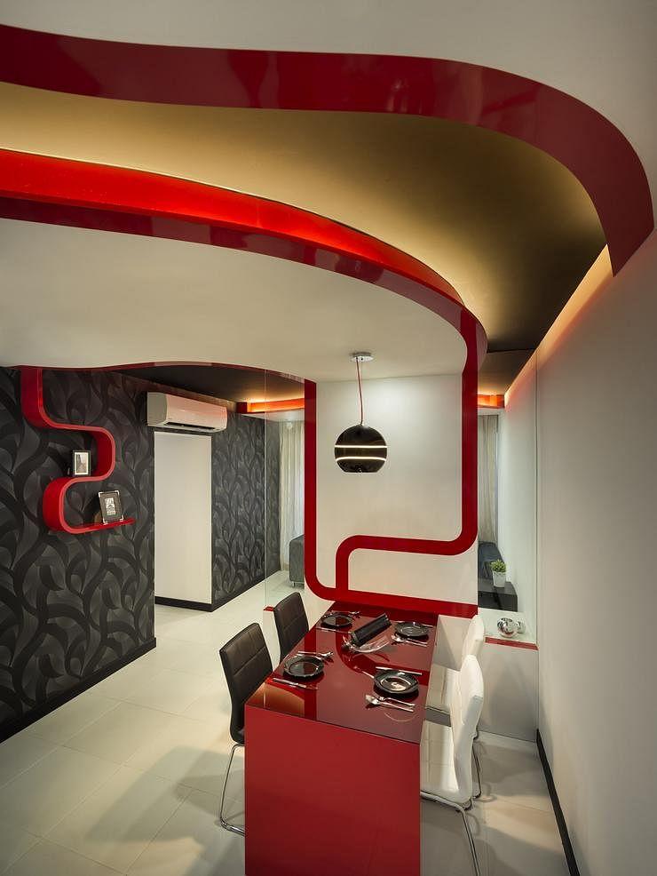 5 Trendy Contemporary False Ceiling Design Ideas Home Decor