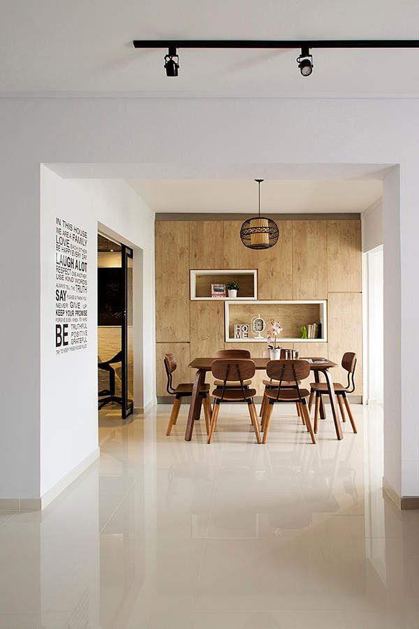 dining room design ideas: 7 custom-made built-in storage displays