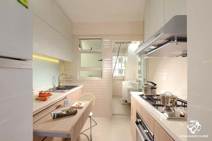 What To Take Note Of If You Want An Open Concept Kitchen Courtyard Home Decor Singapore