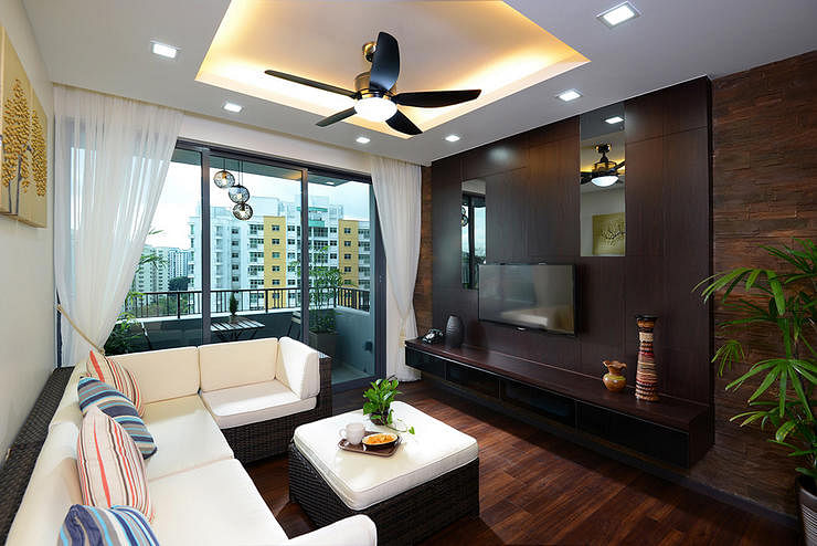 House Tour This Two bedroom Executive Condominium Is