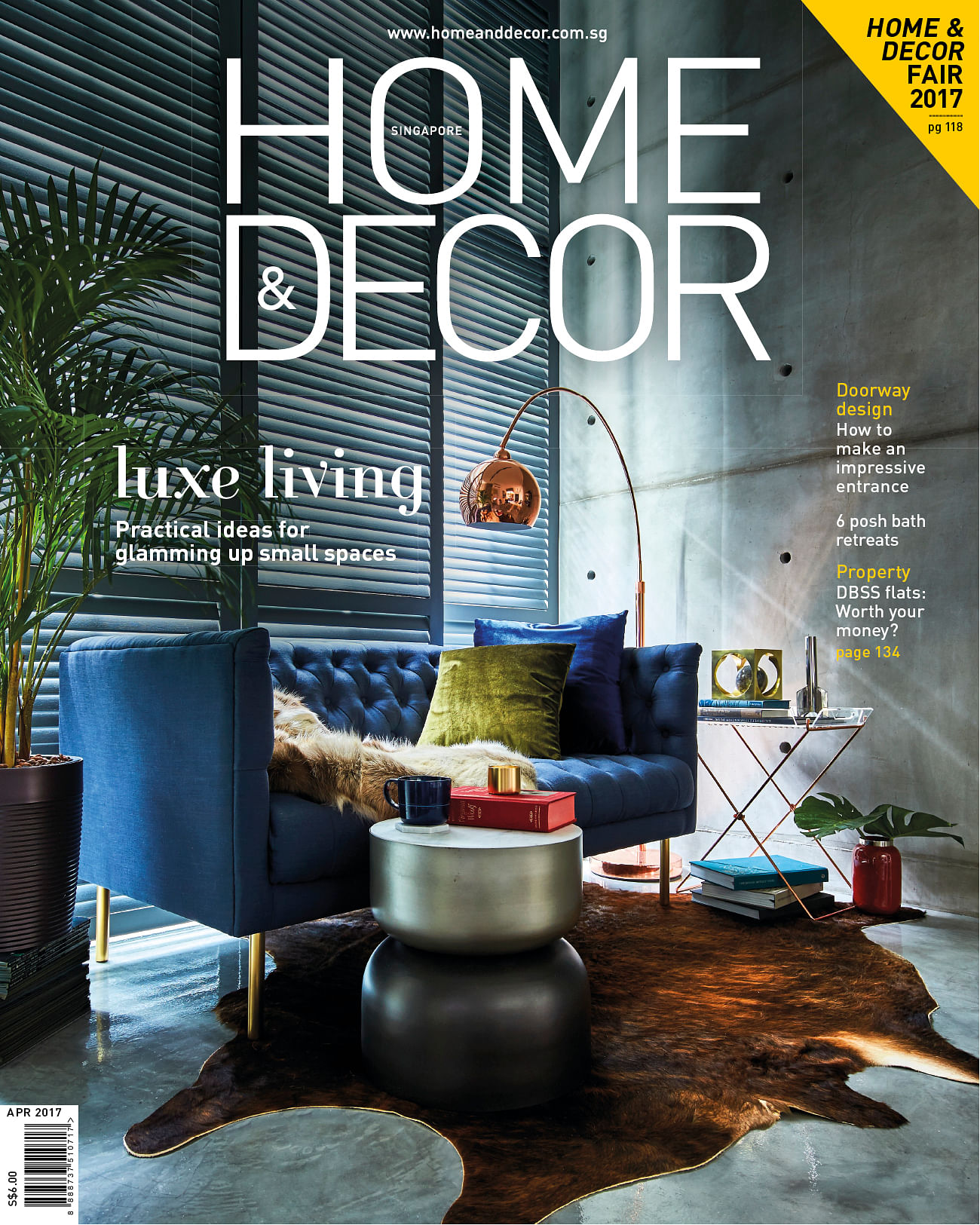 Home decor singapore Home decor magazines