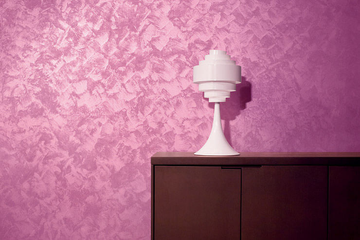 Rose Gems Momento Special Effects Paint From Nippon Paint