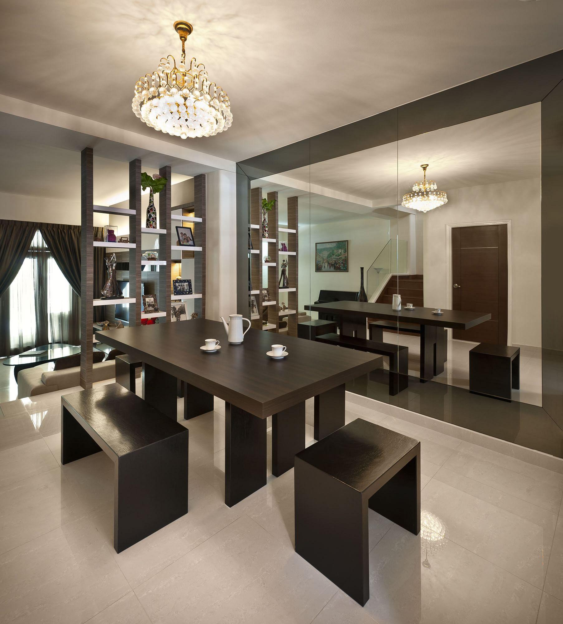Dining Room Design Singapore 28 Images Condo Living Dining Hdb Interior Design Services Hdb