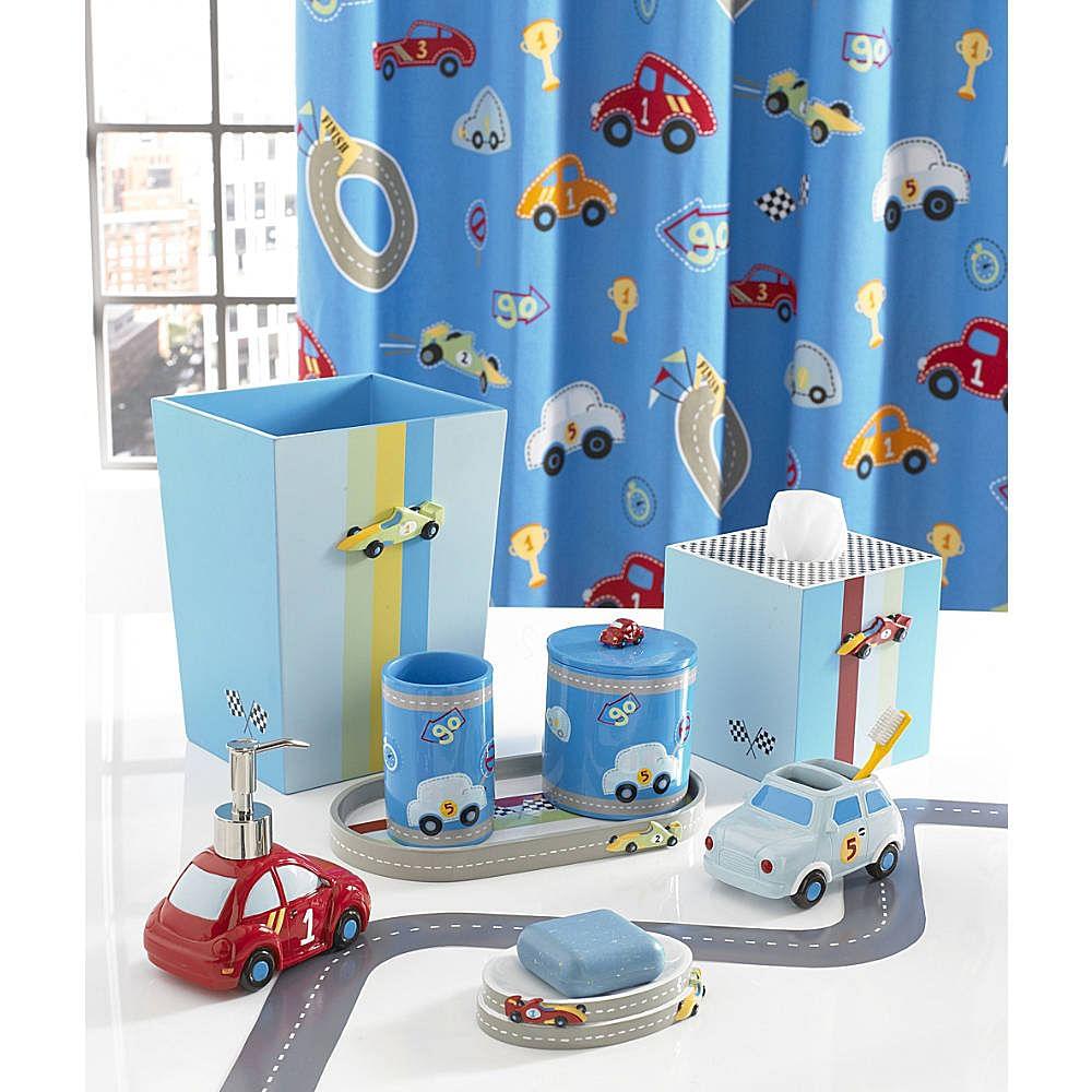 Toddler bathroom decor