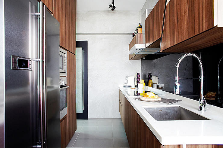 Backsplash Ideas For An Easy Clean Kitchen Home Decor Singapore