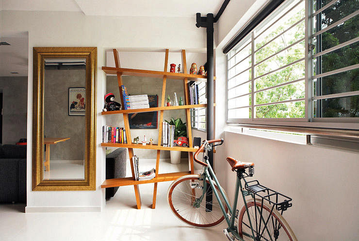 10 Room Divider Ideas For Small Homes Home Decor Singapore