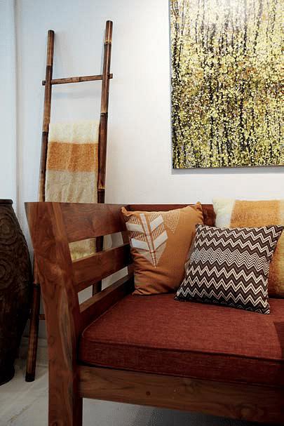 Furniture made of Indonesian Teak