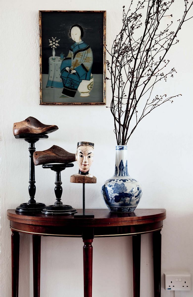 accessories, house tour, homes, vintage, traditional, chinese, french, inspired