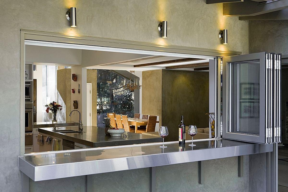 Kitchen design ideas A kitchen window bar   Home & Decor Singapore