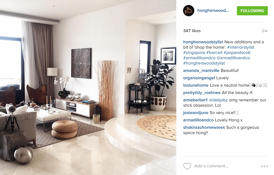 10 Home Decor Instagram Accounts To Follow Home Decor Singapore,500 Square Feet Apartment