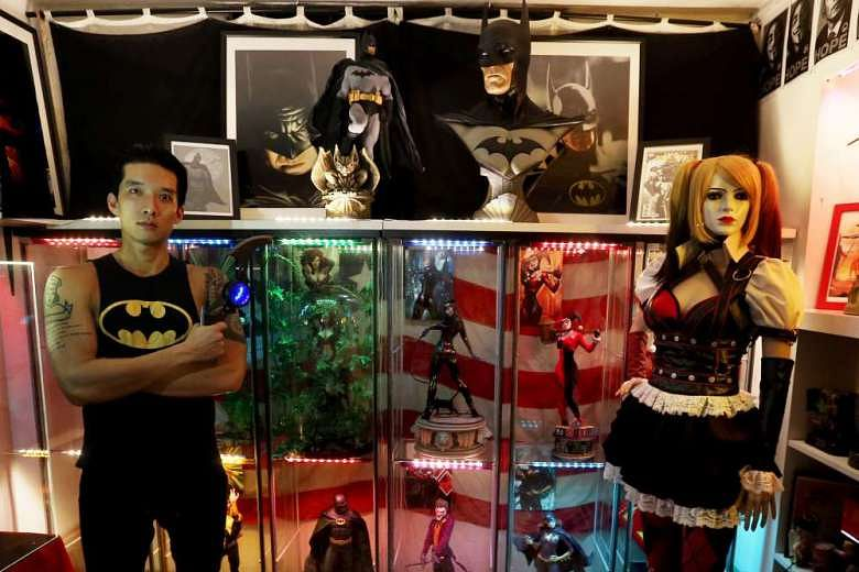 Batman collector