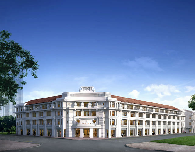 the patina hotel