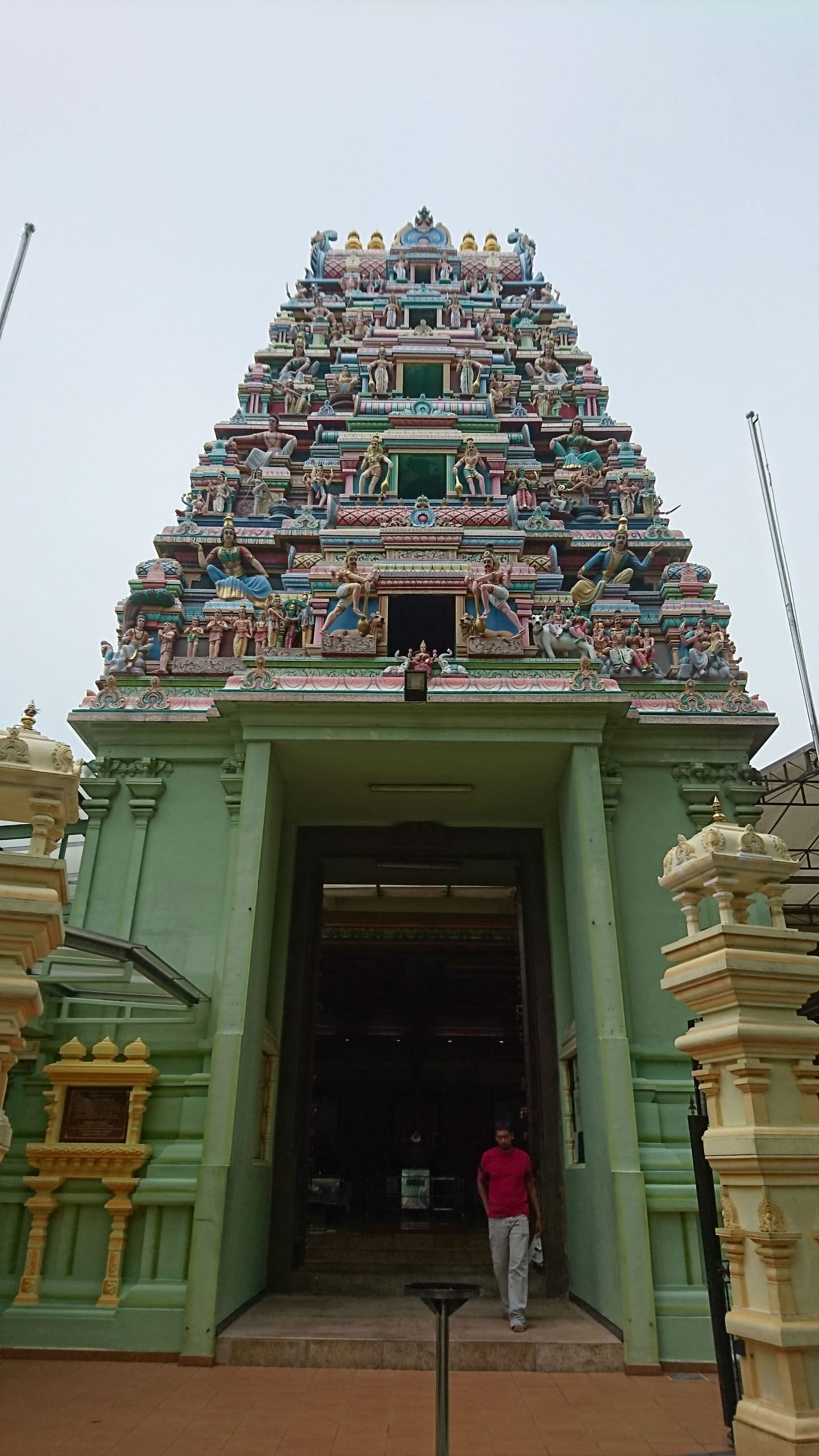 Indian temple