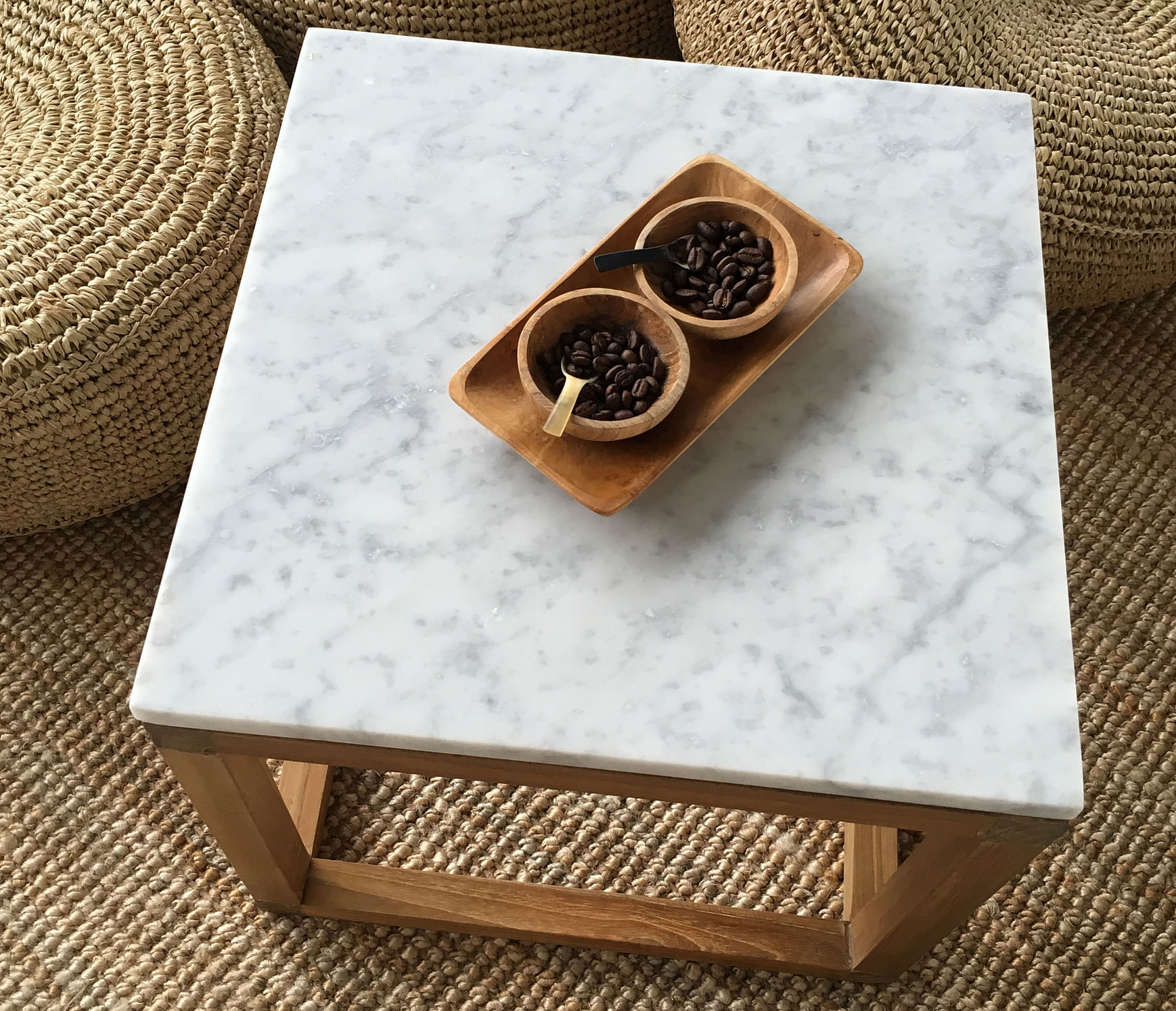 Shopping New Store Selling Wood And Marble Furniture Home