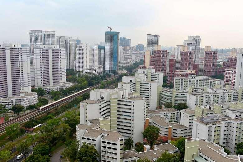 HDB flats in Bukit Batok