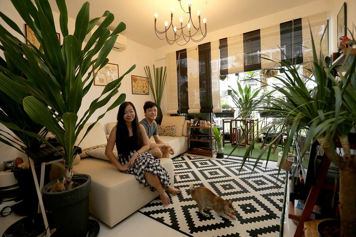 The Straits Times Chic Apartment
