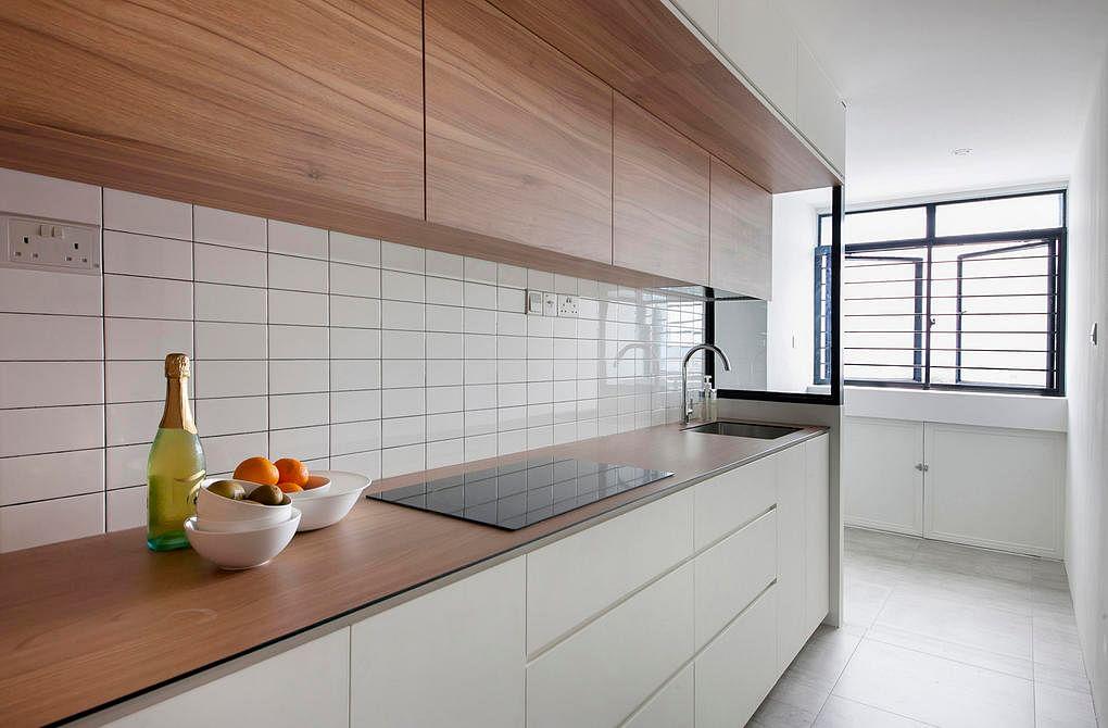 kitchen by Eightytwo