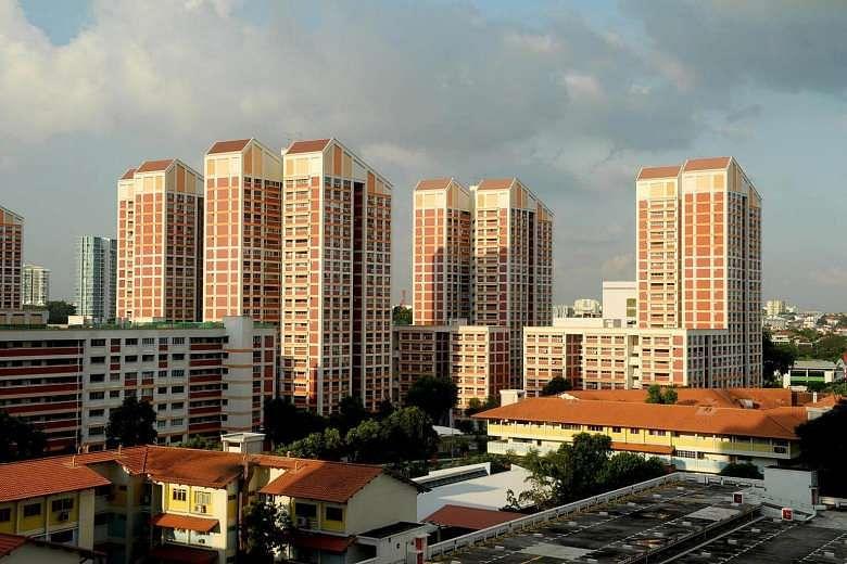 Bishan HDB flats