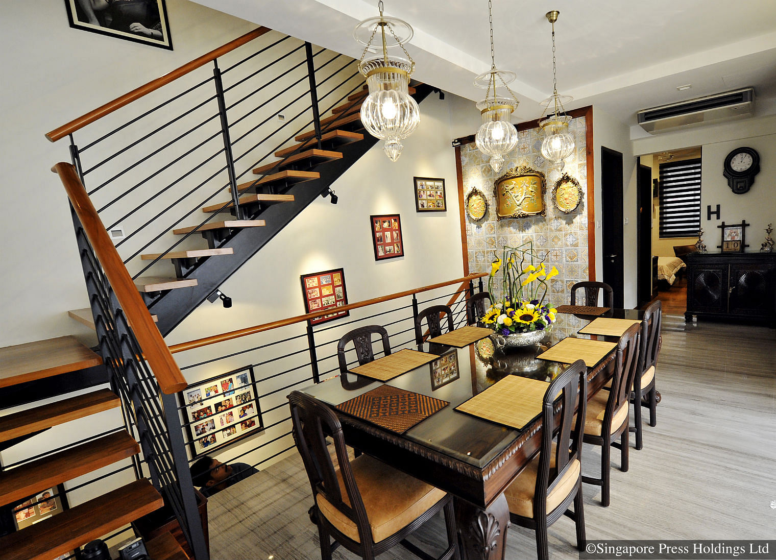 Muthu Curry home