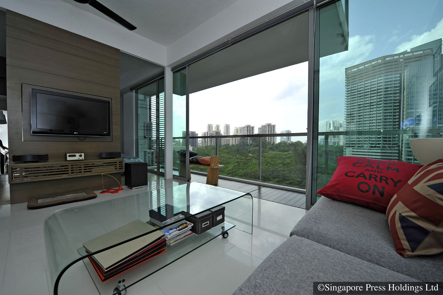 Shareen Wong home