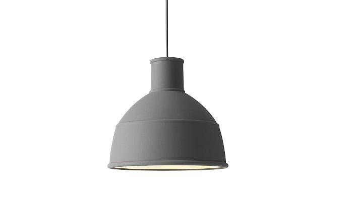 expert-decor-ideas-chic-minimalist-home-lifestorey-muuto-unfold-pendant-lamp-grey